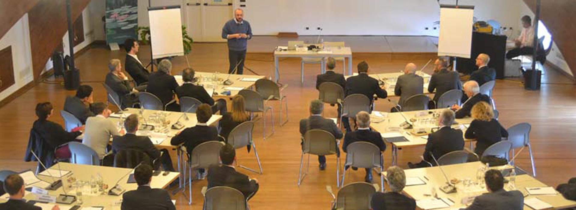 sala per conferenza a Padova