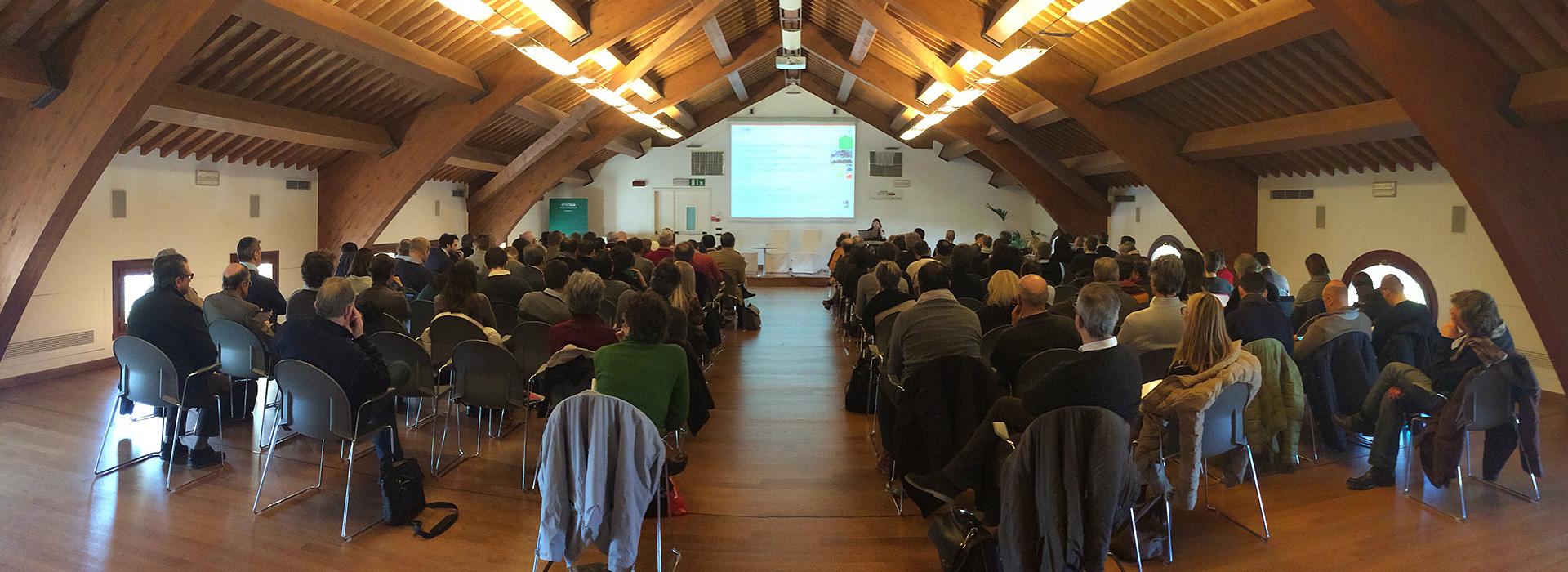 sala congressi a Padova