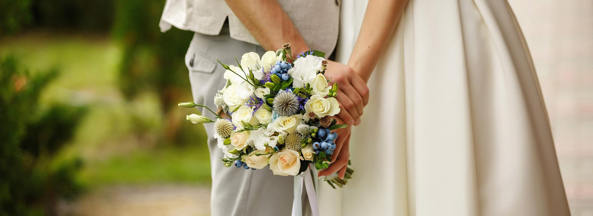 bouquet matrimonio location