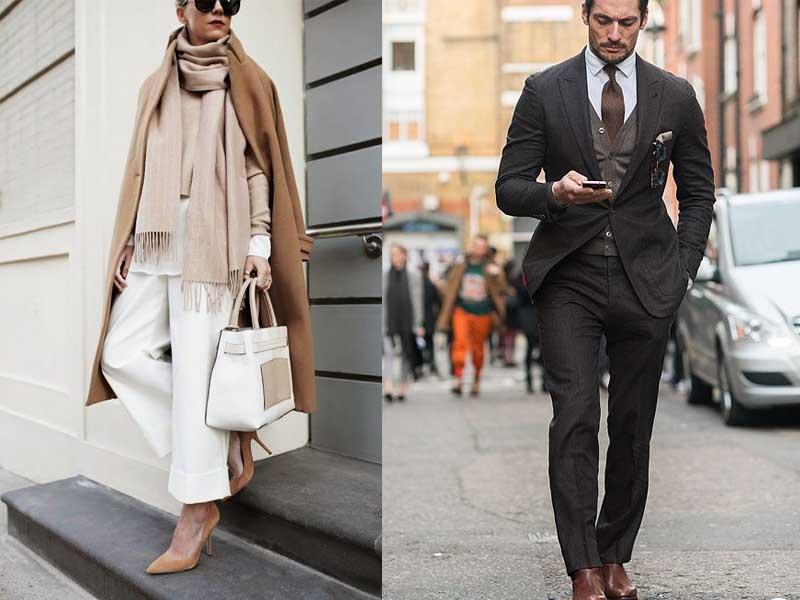 Outfit adatto per il lavoro da ufficio, ma anche per il