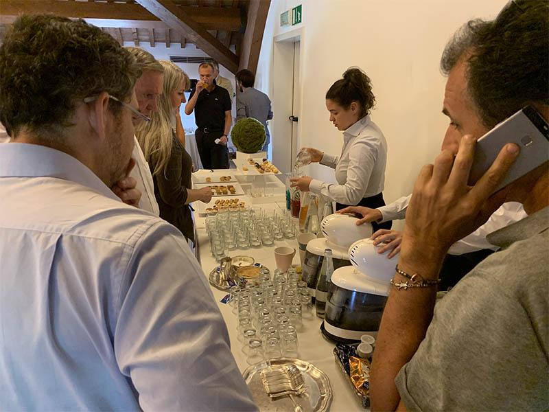 catering villa ottoboni